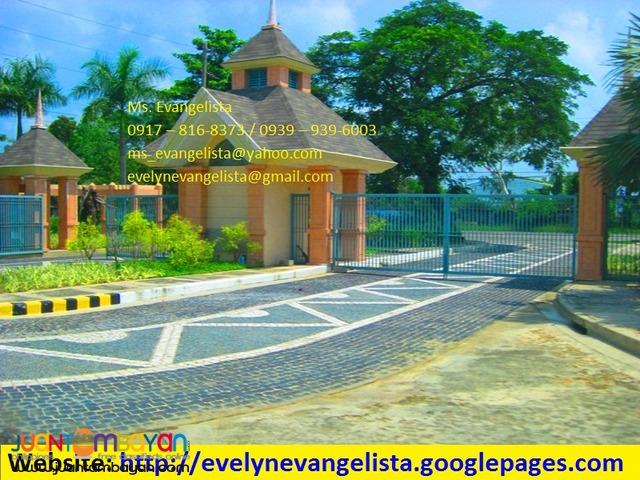 sta. Lucia Realty - Woodside Garden Village