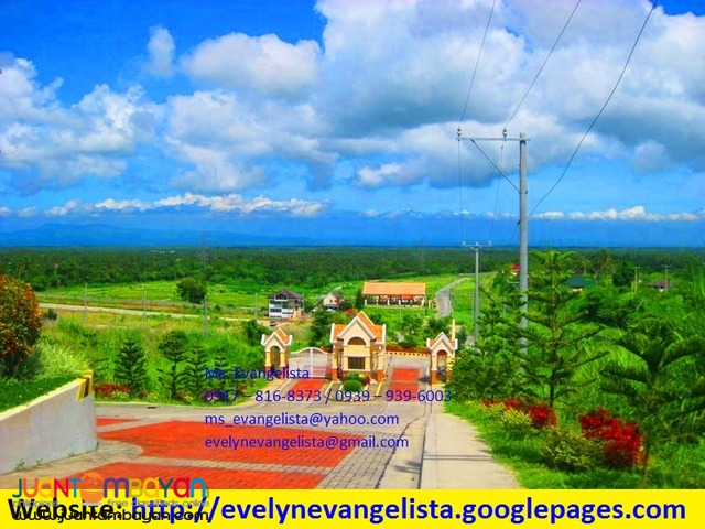 sta. Lucia Realty - Ridgewood Heights Res. Estates