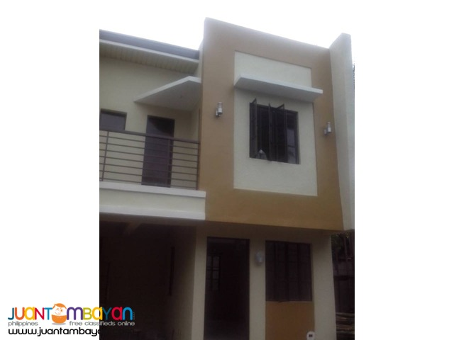 READY FOR OCCUPANCY TOWNHOUSE IN PATEROS NEAR MAKATI, BGC, 3.75M