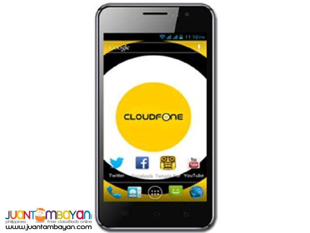 Cloudfone Excite 500d