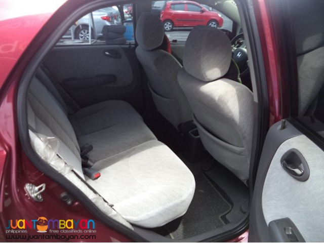 2003 HONDA CITY iDSi