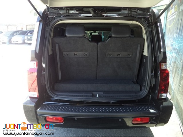 2010 JEEP COMMANDER CRD LIMITED