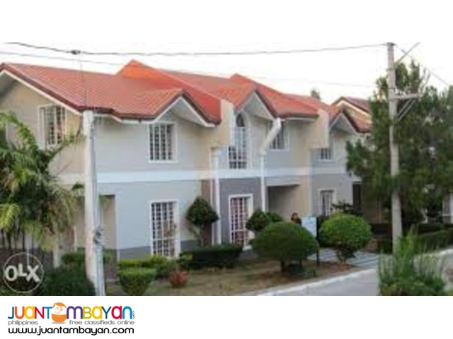 House and Lot in Cavite Rfo Units available