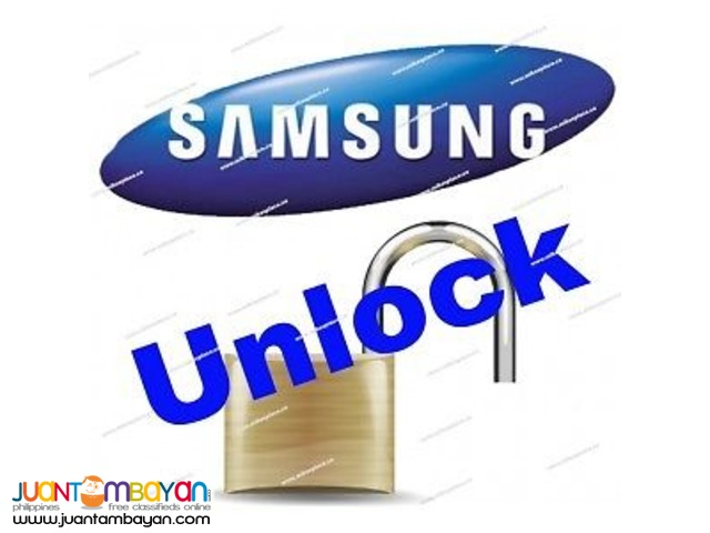 Samsung Phone unlocking services