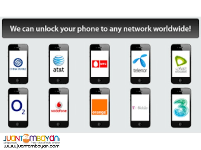 Iphone Unlocking services