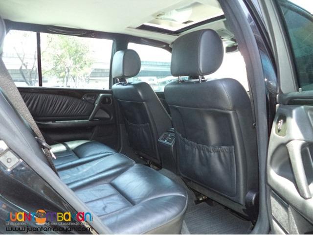 1998 MERCEDES BENZ E420