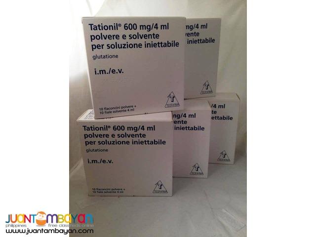 Tationil Glutathione 600mg