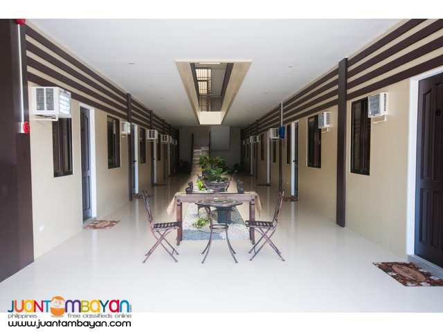 Apartment for Rent in Davao City - NF Suites Studio