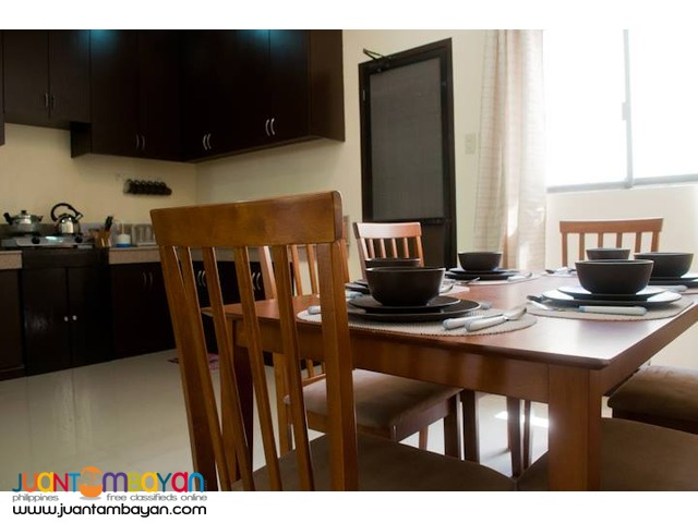 Apartment for Rent in Davao City - 4BR Terranz Townhouse