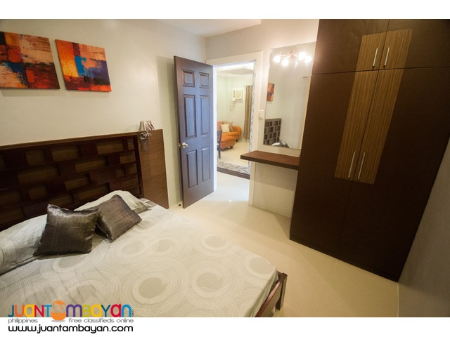 Apartment for Rent in Davao City - NF Suites 1BR