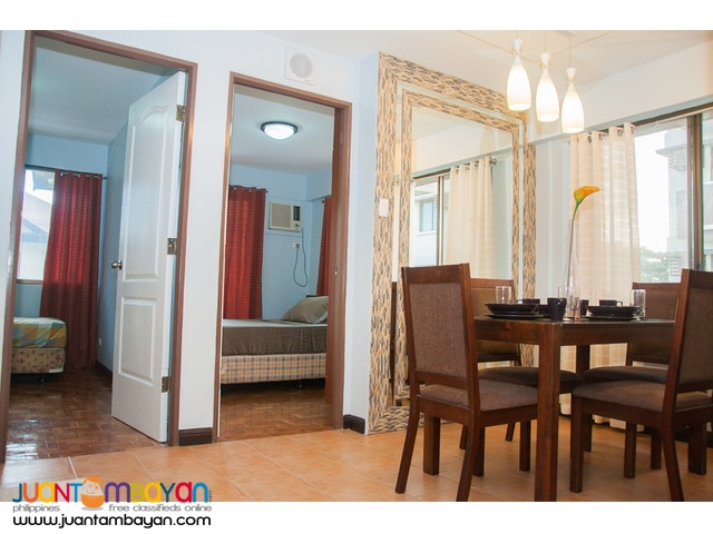 Apartment/Condo for Rent in Davao City - 2BR Fully Furnished