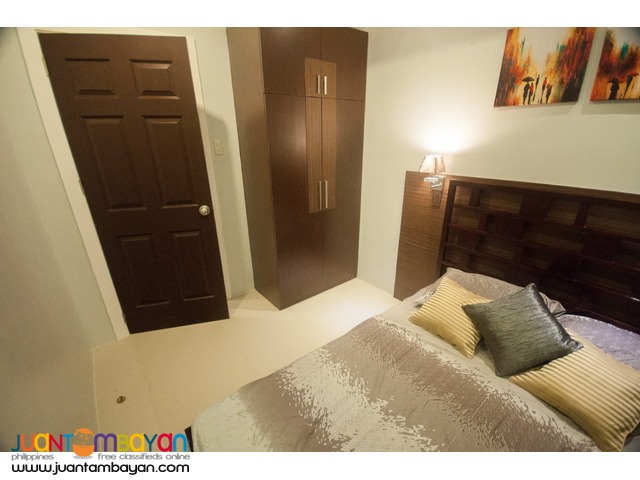 Apartment for Rent in Davao City - NF Suites 2BR