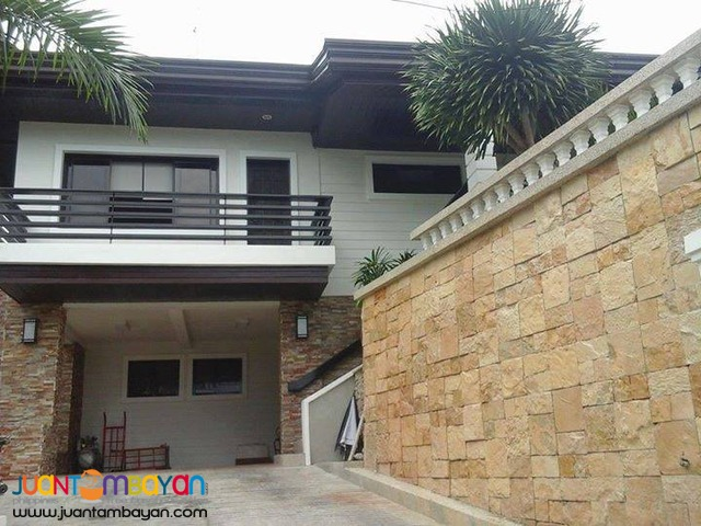 For Rent Unfurnished 7BR House in Banilad Cebu City