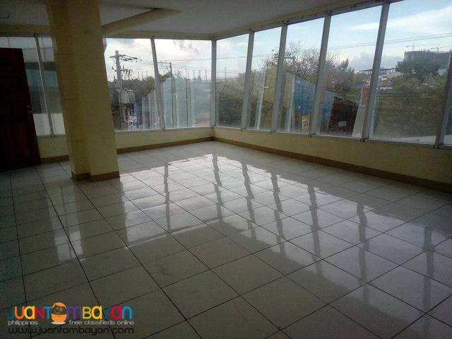 For Lease Commercial Space in Mandaue City Cebu - 3rd Floor