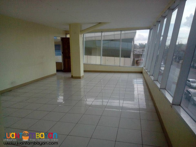 For Lease Commercial Space in Mandaue City Cebu - 3rd Floor