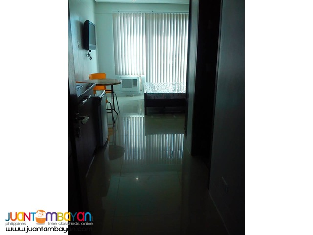 18k For Rent Furnished Studio Condo Unit near Mango Avenue Cebu City