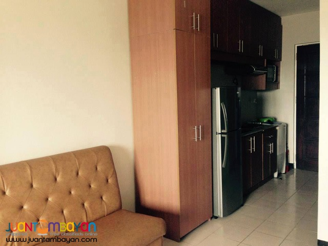 For Rent Furnished Studio Condo Unit in Mabolo Cebu City
