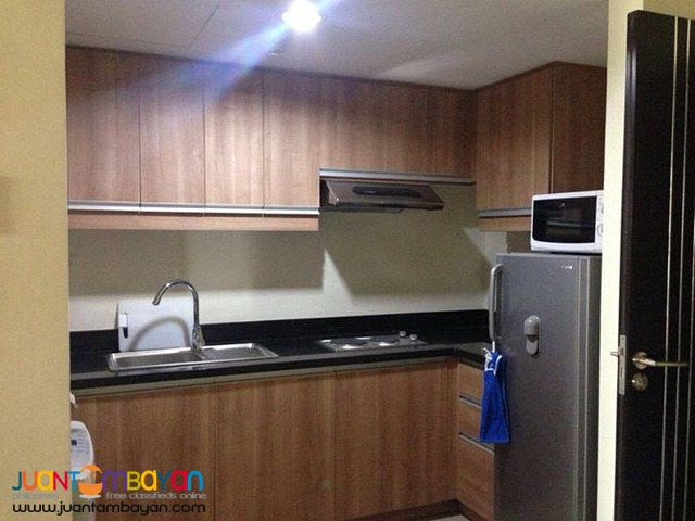 For Rent Furnished Condo in Banawa Cebu City - 1 Bedroom Unit