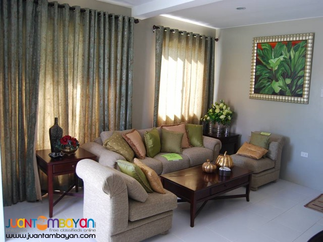 2-STOREY SINGLE DETACHED-House and Lot in Pampanga