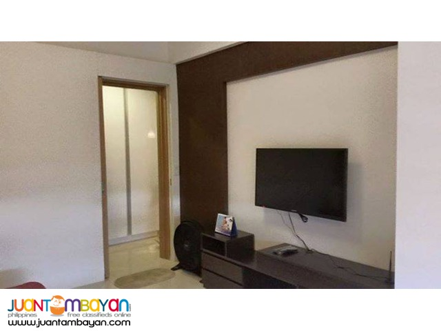 For Rent Furnished Condo in Cebu Business Park - 1 Bedroom Unit
