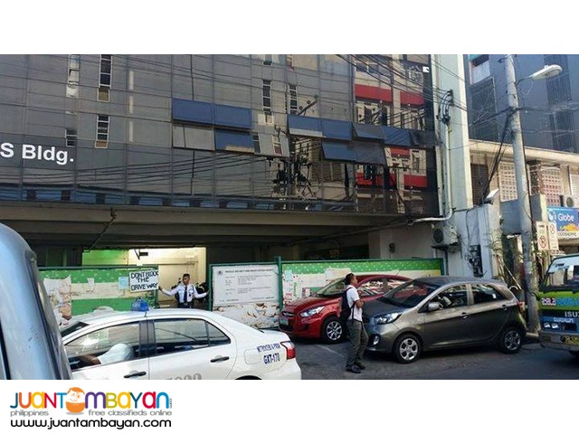 For Lease Commercial Space in Cebu City near Escario St.