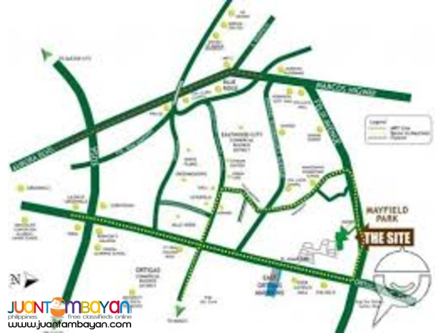 DMCI MayField Park Residences 3-BR 120 SQM Unit in Cainta Pasig