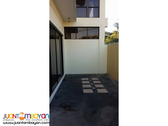For Rent Unfurnished House in Guadalupe Cebu City - 2 Bedrooms
