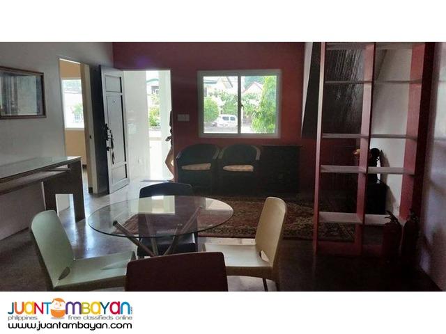 For Rent Furnished Apartment in Canduman Mandaue Cebu - 2 Bedrooms