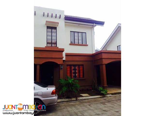 For Rent Furnished House in Bayswater Subdivision Cebu - 3 Bedrooms