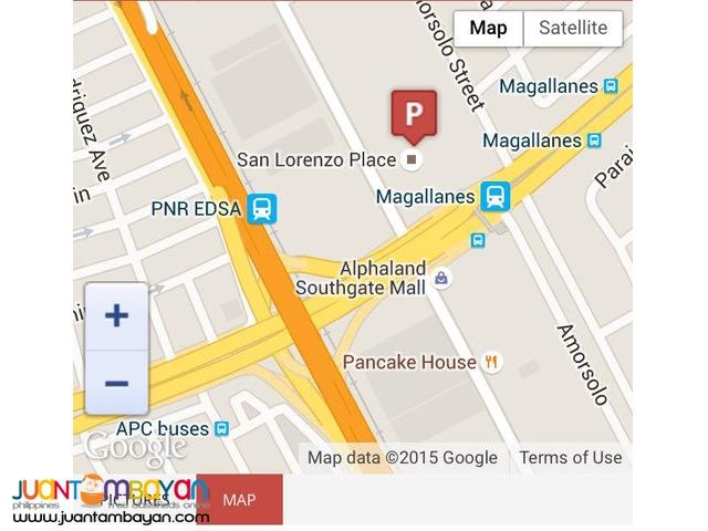 Condo in Makati City, San Lorenzo Place