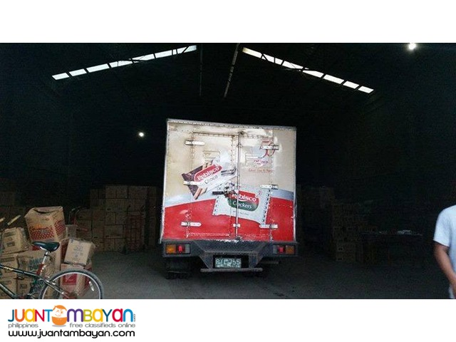 For Rent Warehouse in Mandaue City Cebu with High Ceiling