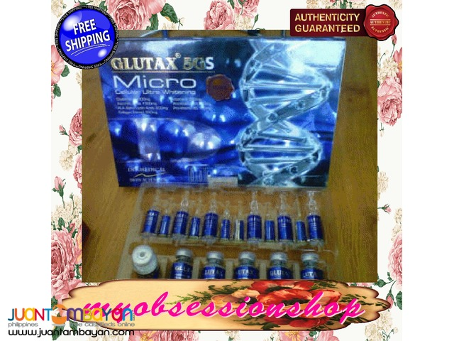 Glutax 5GS 3 min. orders complete set