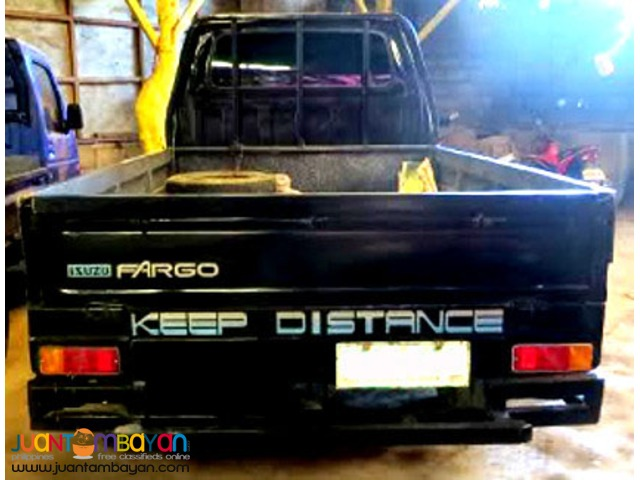 Isuzu Fargo Pick-up FOR PHP165K