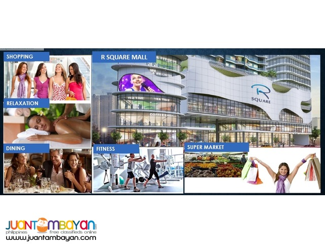 R-Square Manila Pre-selling condo in Manila for sale near DLSU Manila