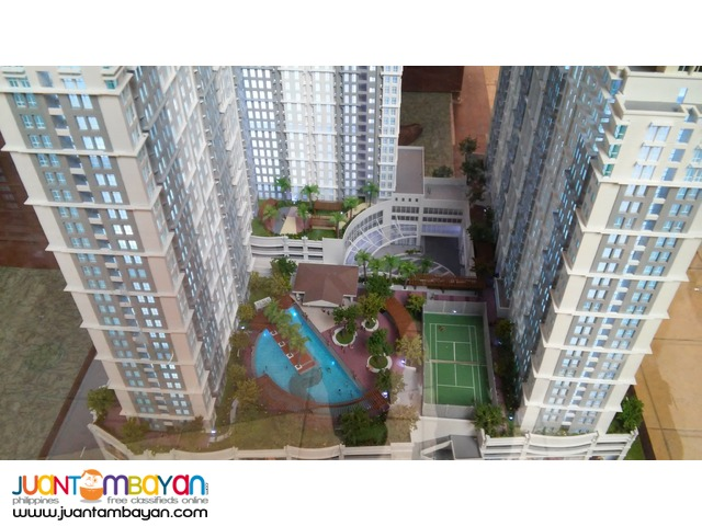 5% DOWN MOVE IN AGAD in Makati near Glorietta, Greenbelt