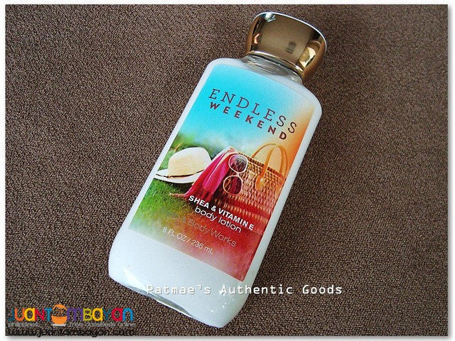 Bath & Body Works Endless Weekend Body Lotion 236mL