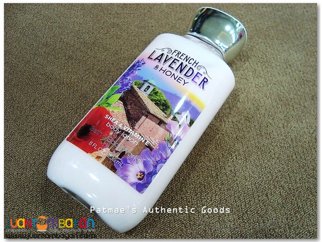 Bath & Body Works French Lavender & Honey Body Lotion 236mL