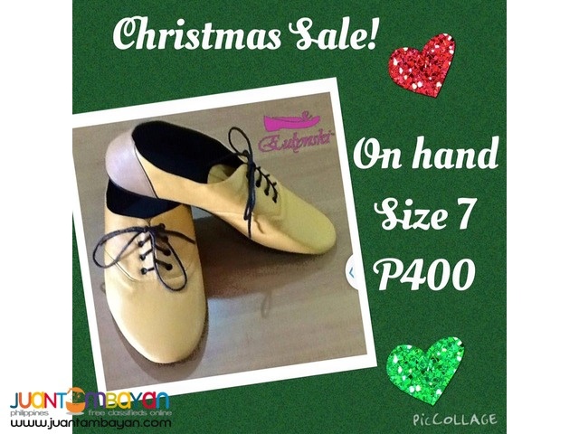 Oxford shoes nice Christmas Gift, On-hand