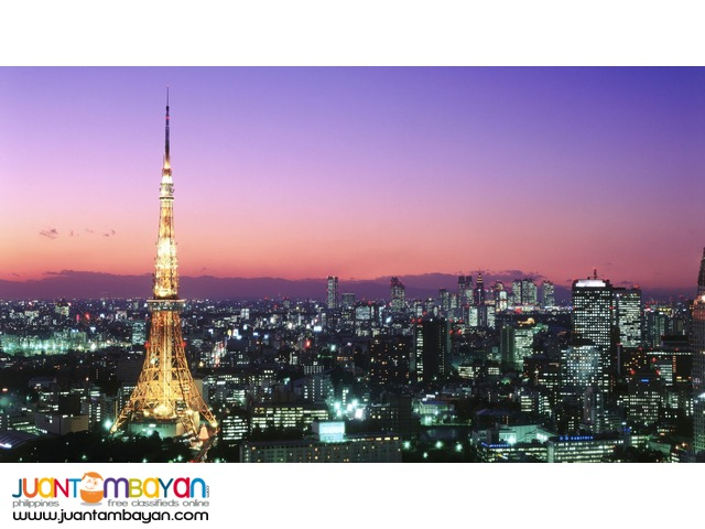 4 Days 3 Nights Tokyo, Japan Free & Easy With City Tour