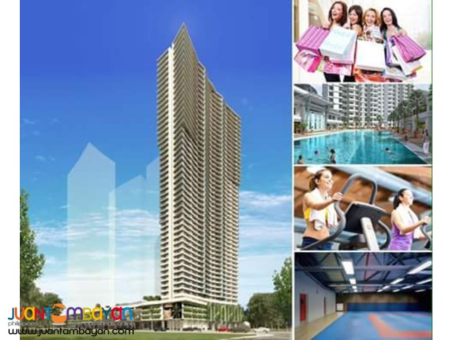 Condominium as low as Php 13,255/Month payable in 40 months