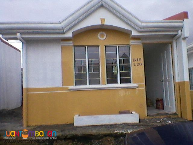 Eastwood Villa Fresca - House and lot