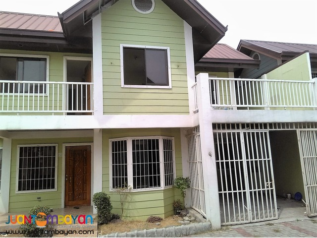 single attached house and lot for sale at multinational paranaque RFO