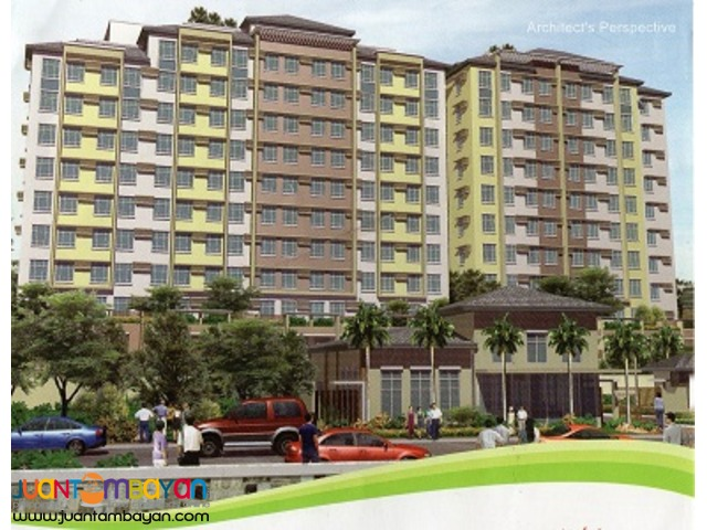 Rent to own Condo in Treetop Villas near Makati and BGC Taguig
