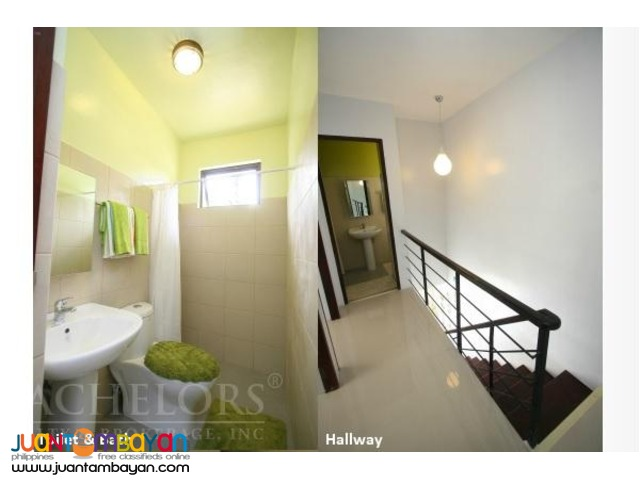 Almiya Resort duplex house and lot in mandaue city