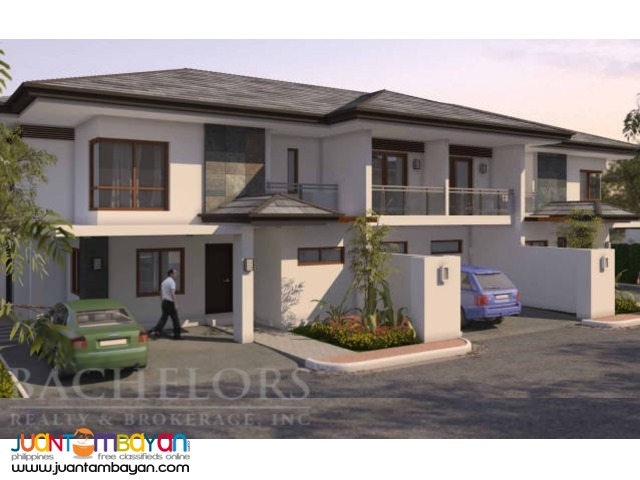 Luxury townhouse for sale in talamban cebu
