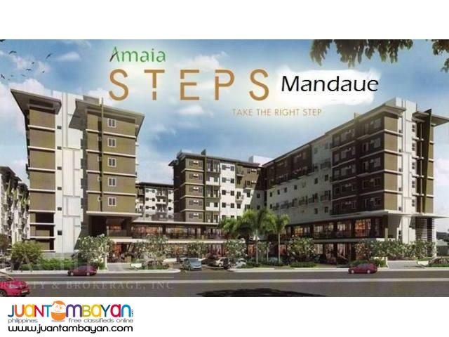 studio type condominium for sale in mandaue city