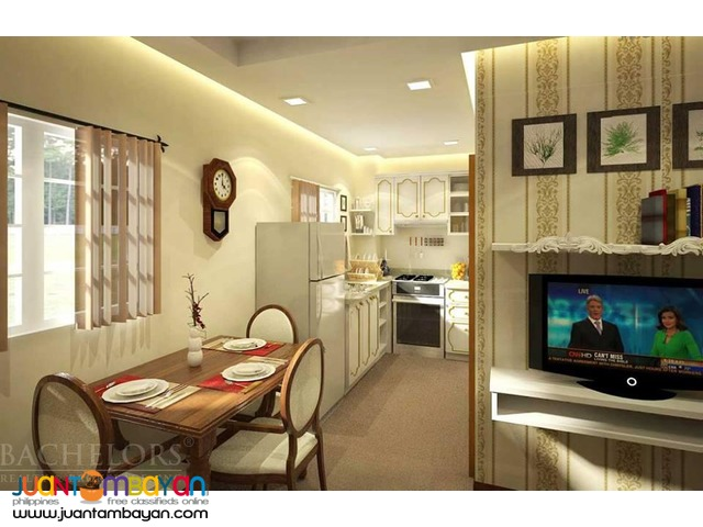 Apple One Banawa Heights Villas model
