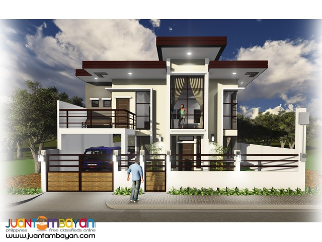 Brandnew house and lot for sale inside corona del mar talisay city