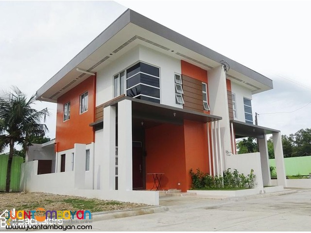 for sale 2 storey single detached house and lot in talisay city
