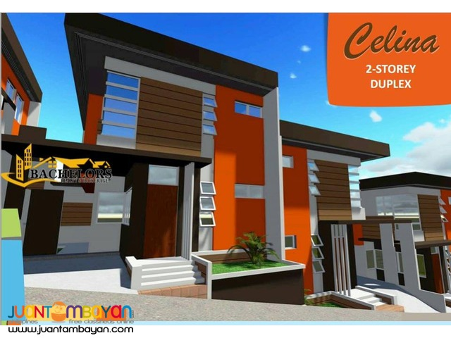 88 Brookside Residences House and lot Celina Model for sale
